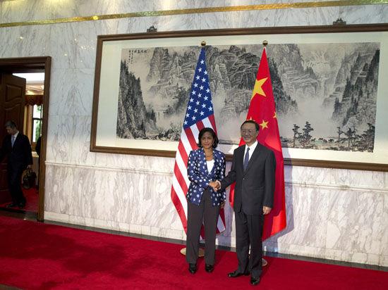 Советник Обамы: США считают отношения с Китаем приоритетными