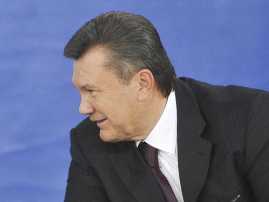 Осень Януковича: Швейцария заморозила активы экс-президента