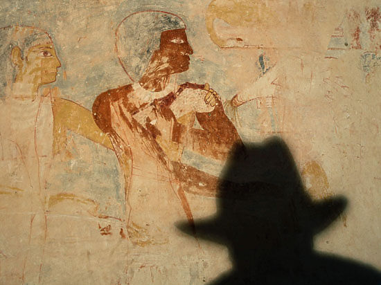 Мумия скрывала древнейшее Евангелие