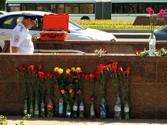 ЧП в метро: сегодня в Москве прошли похороны погибших