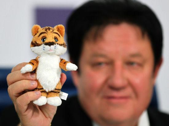 Один из тигров Мур-муров полетит в космос, а другой достался главному редактору «МК»