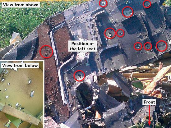 Гибель малайзийского «Боинга»: голландские эксперты хотят получить от России данные с радаров