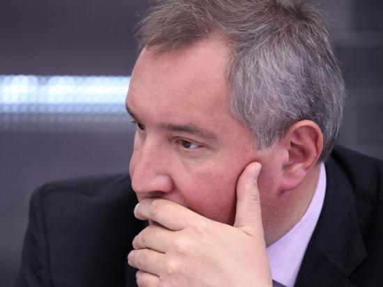 Рогозин предложил Китаю совместно осваивать Марс