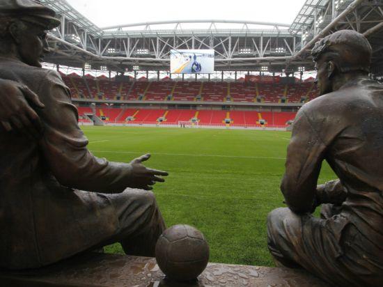«Спартак» - «Црвена Звезда» - 1:1: онлайн-трансляция первого матча красно-белых на «Открытие-Арена» в 19:00