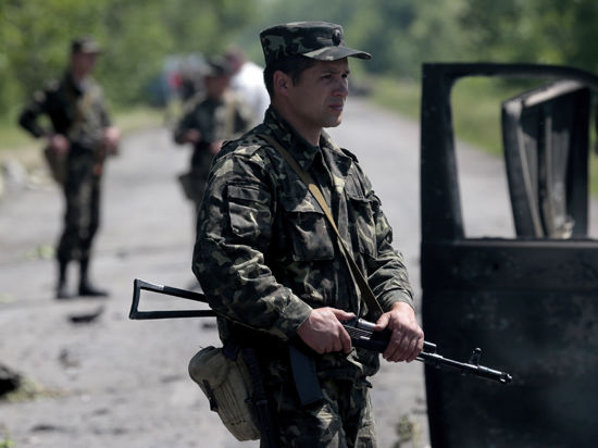 Отряды ЛНР выдвинулись на помощь ДНР в Славянск и Донецк