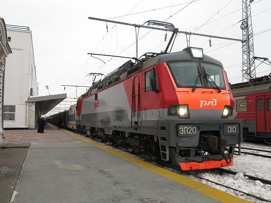 На линии Москва – Нижний Новгород началась обкатка нового скоростного поезда