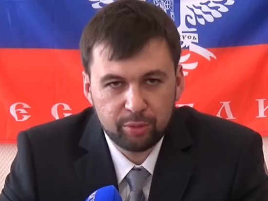 Председатель парламента ДНР ушел в отставку из Москвы