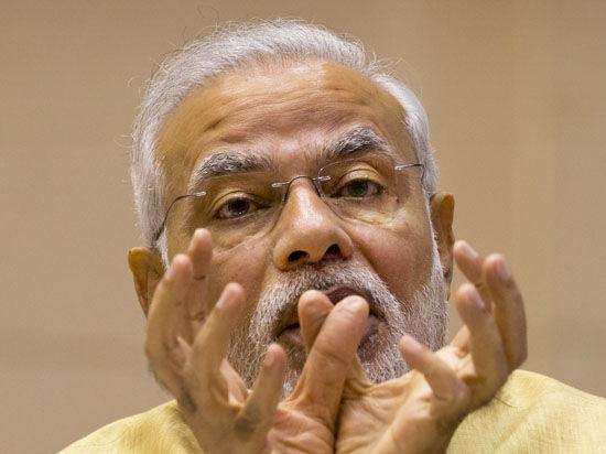 Моди в моде: индийский премьер завоевывает Америку