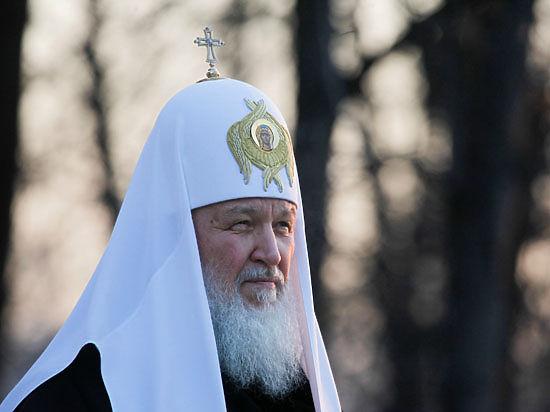 Патриарх Кирилл осудил «Шарли Эбдо» за карикатуры на Господа Бога и Святую Троицу