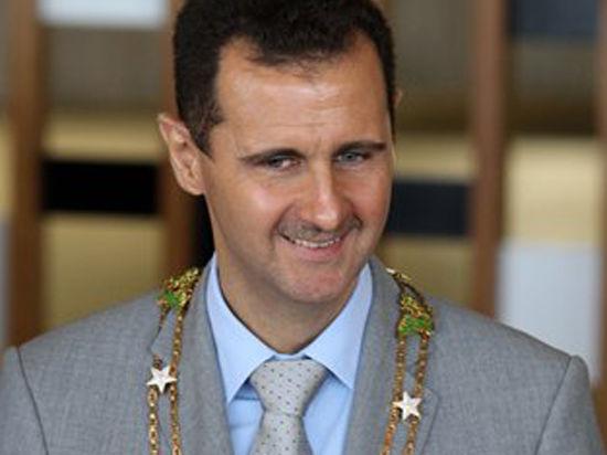 Украина и ближневосточная карта: Башар Асад балансирует на весах