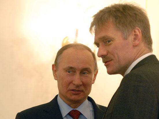 Песков: Путин не говорил о государственности Новороссии