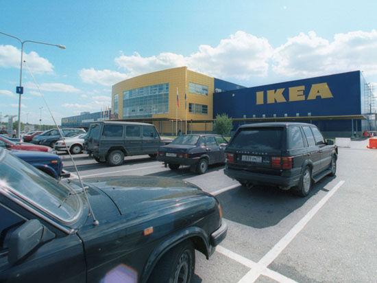 IKEA обыскивают из-за земельного участка
