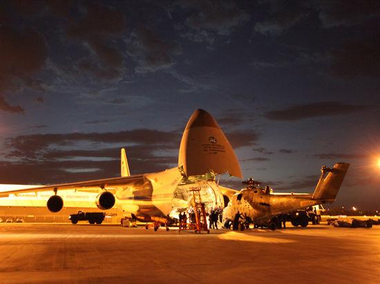 Шойгу проинспектировал учения: беспилотники, десант и авиация подавили террористов