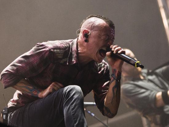 Пророссийская банда Linkin Park набуянилась вМоскве...