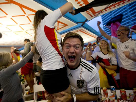 Эйфория немецкой прессы после полуфинала ЧМ: «Навеки победители!»