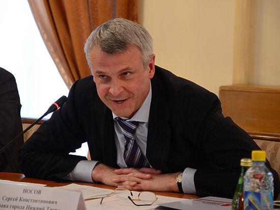 Сергей Носов может стать главойюжноуральского металлургическогомоногорода
