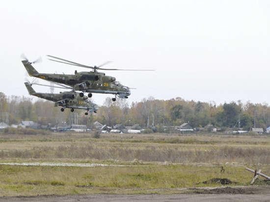 Министр обороны проверил подготовку воинских частей  в Самаре