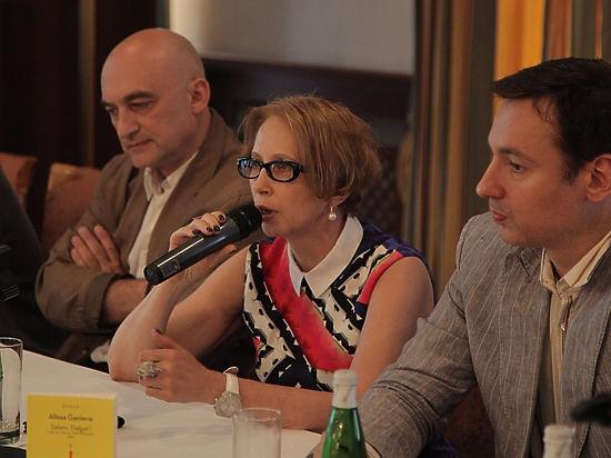 Ольга Славникова: «Я человек увлекающийся. Мне интересно всё попробовать»