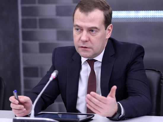 Медведев: «Наш экономический рост сдерживают так называемые санкции»