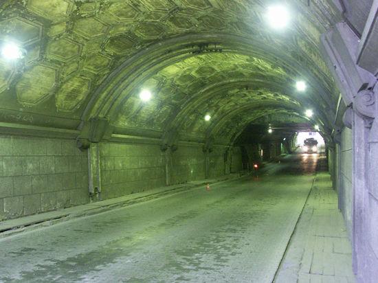 Светофор на Ленинградке компенсируют тоннелем
