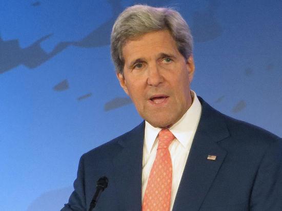 Госсекретарь США Керри: «Сепаратисты бесцеремонно бросают останки погибших на грузовики…»