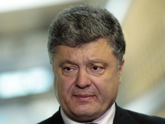 Гуманитарный коридор Порошенко