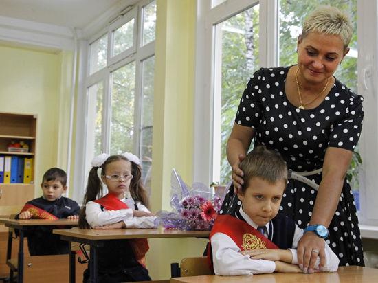 Впервые в обычных школах появились классы для «особенных» детей