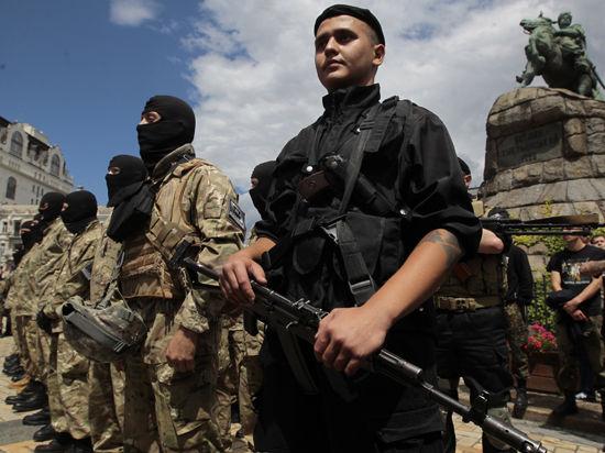 """Перемирие не помешало """"соколам Коломойского"""" отправиться воевать на восток Украины"""