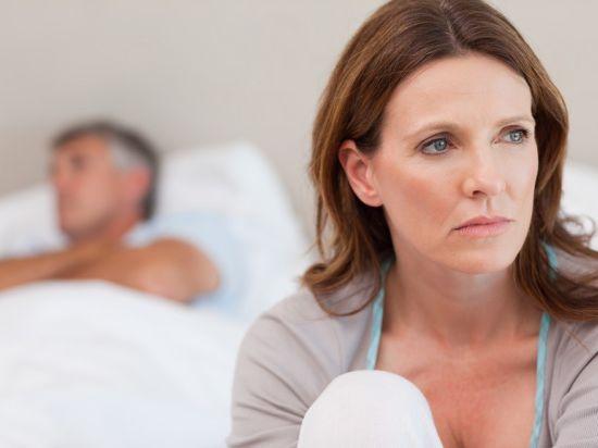 Получаешь оргазм во время менопау