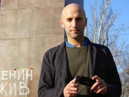 Подробности: как английского журналиста Грэма Филиппса ранило под Донецком