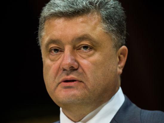 """""""Мой сын там"""": Порошенко утверждает, что его отпрыск воюет на востоке Украины"""