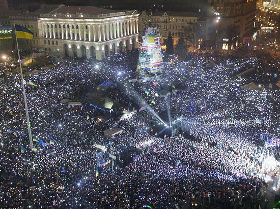 Годовщину Майдана не будут отмечать 70% украинцев