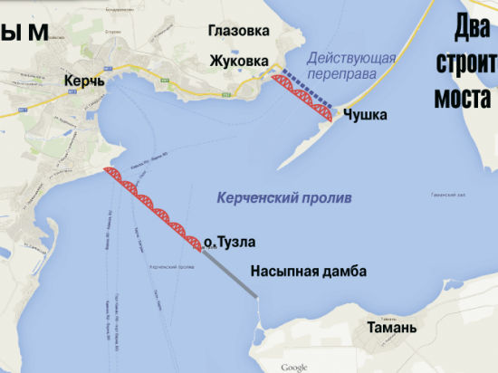 Крым запасся своей водой