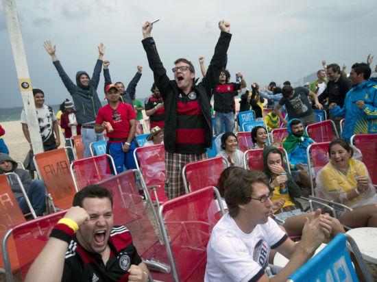Чемпионат мира-2014: Германия – уже чемпион? Не факт!