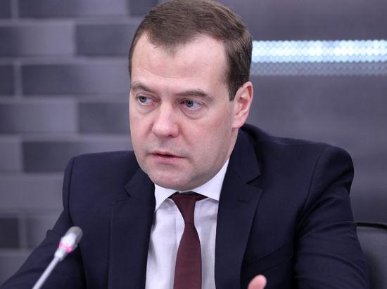 Медведев: Запад признает только политику давления, «как-будто России нет на карте»