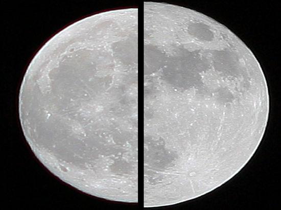 В ночь на 12 июля землян ждет суперлуние