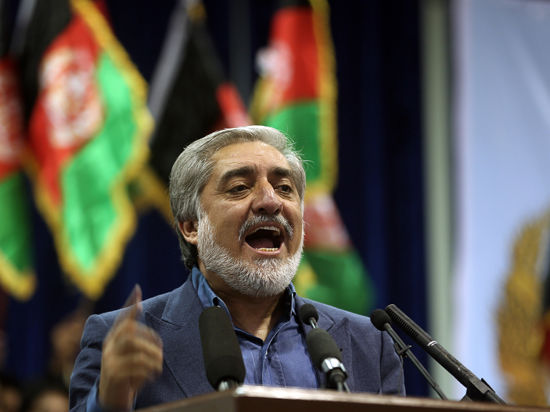 Экс-глава МИД Афганистана заявил о победе на президентских выборах