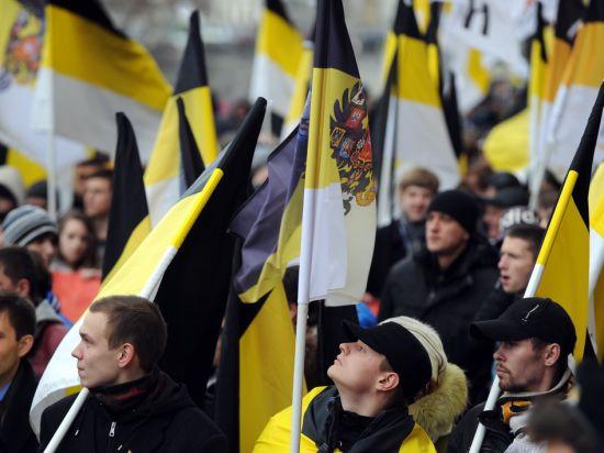 ЛДПР предлагает сделать имперский триколор официальным флагом России
