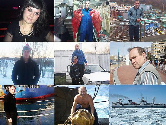 Трагедия в Охотском море: