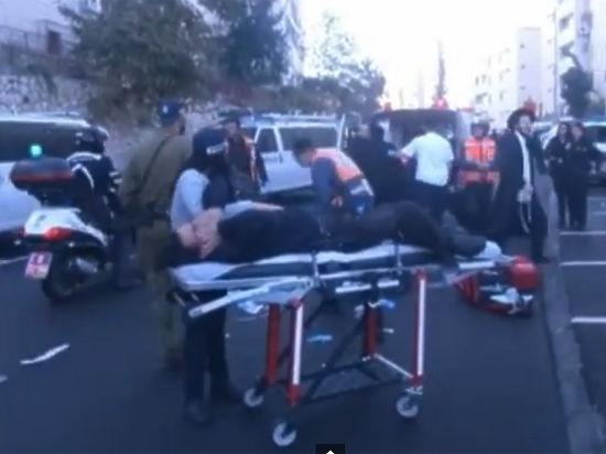 Кровавое нападение на синагогу в Иерусалиме: террористы убиты, сообщников ищут