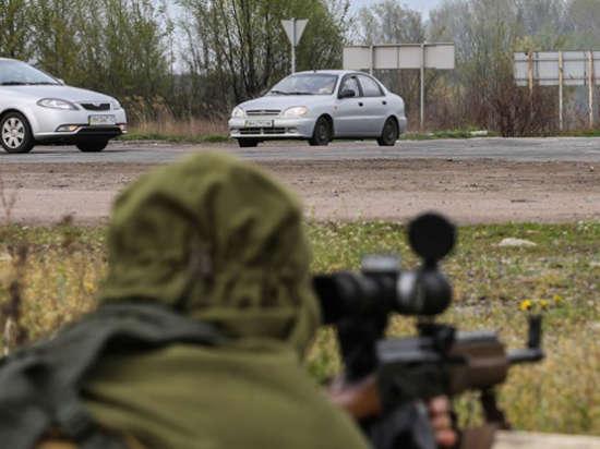 Съемочную группу новостного агентства Anna-News обстреляли в Луганске