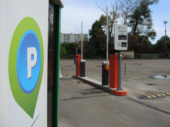 В Москве появились фальшивые платные парковки