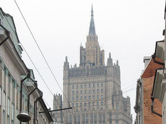 Госдума и МИД РФ: Отказ Киева от внеблокового статуса