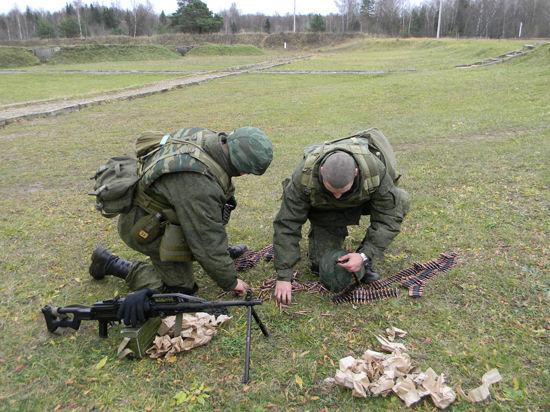Военные доказали, что готовы выполнять любые задачи даже в экстремальных условиях