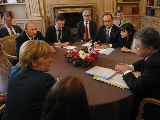Порошенко после встречи с Путиным: