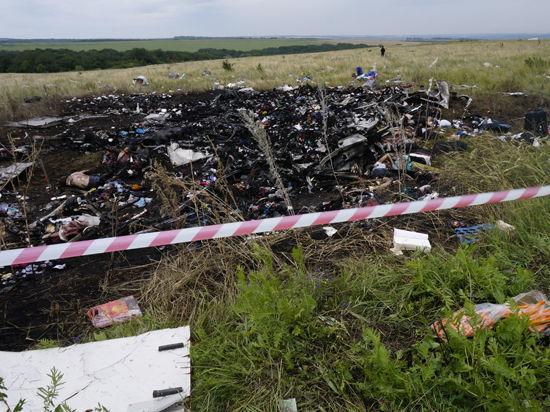 Опубликован предварительный доклад о катастрофе малайзийского «Боинга»: самолет развалился в воздухе из-за попадания «высокомощных объектов»