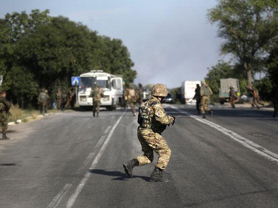 ДНР сомневается в полном прекращении огня силовиками: