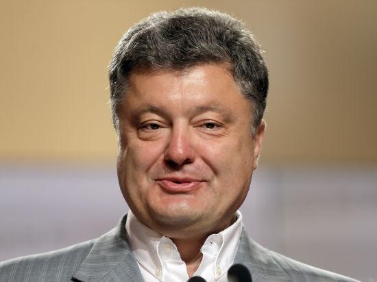 Как Порошенко может спасти Украину