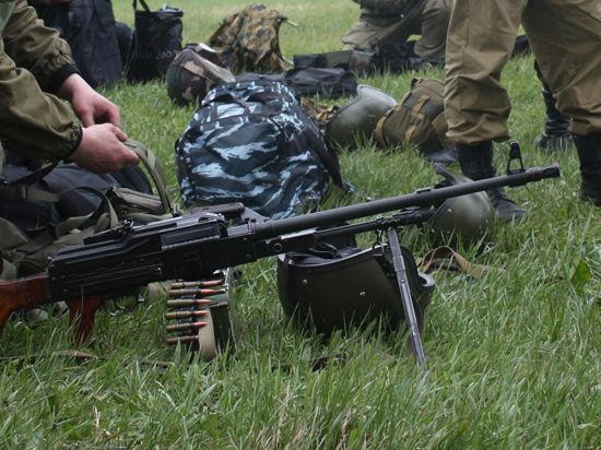 50 майданцев: обманутые бойцы Нацгвардии пошли на Киев