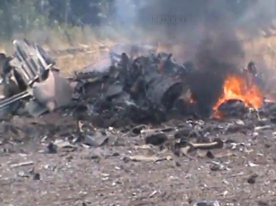 «Черный день» украинской авиации — сбиты два СУ-25